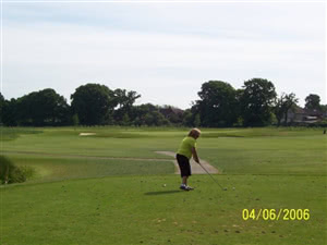Image of the grounds at Bromley Golf Centre