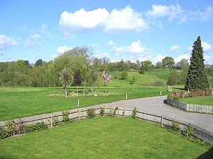 Image of the grounds at Dunwood Manor Golf Club