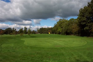 Image of the grounds at Four Marks Golf Club