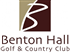 Logo for Benton Hall Golfers
