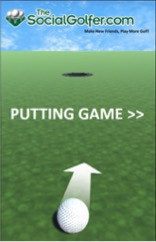Putting Game Screen Shot